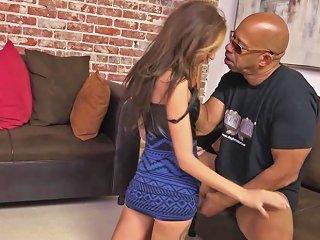 Cuckolding Babe Sucking